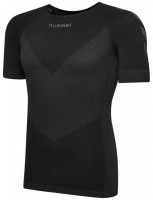 Hummel First Funktionsshirt black Kinder