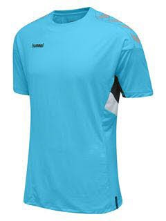 Hummel Tech Move Trikot SCUBA BLUE Kinder - Bild 1