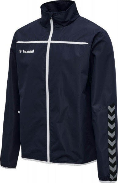 Hummel Authentic Trainingsjacke marine Unisex - Bild 1