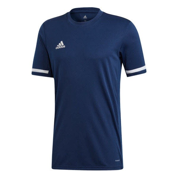 adidas Team 19 Trainingstrikot navy blue-white Kinder - Bild 1