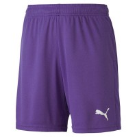 Puma teamGOAL 23 Knit Jr Shorts prism violet Kinder
