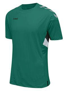 Hummel Tech Move Trikot SPORTS GREEN Kinder - Bild 1