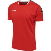Hummel Authentic Poly Trikot TRUE RED Herren