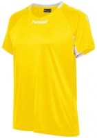 Hummel Core Team Trikot sports yellow Damen