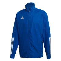 adidas Condivo 20 Präsentationsjacke royal blue-white Herren