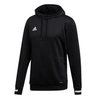 adidas Team 19 Kapuzenpullover black-white Kinder