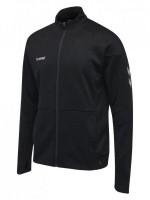 Hummel Tech Move Poly Zip Trainingsjacke BLACK Kinder