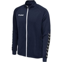 Hummel Authentic Poly Trainingsjacke marine Kinder