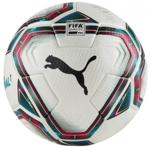Puma Team Final 21.1 Fußball Fifa Qualit weiß Unisex