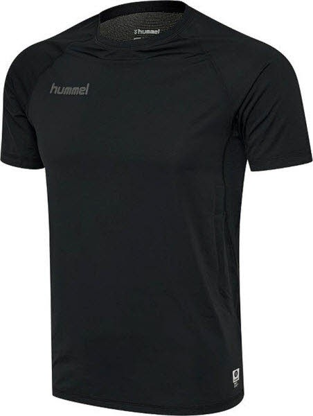 Hummel First Performance Funktionsshirt black Herren - Bild 1