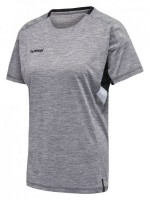 Hummel Tech Move Trikot GREY MELANGE Damen