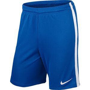 YTH LEAGUE KNIT SHORT NB blau