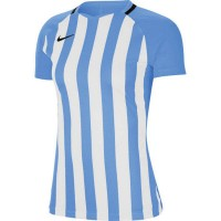 Nike Striped Division III Trikot University Bliue Damen