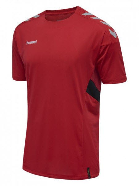 Tech Move Jersey Trikot Kinder rot - Bild 1