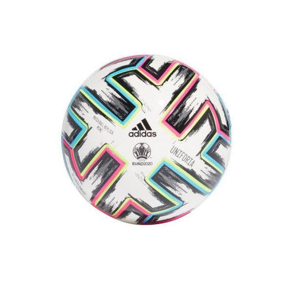 adidas Uniforia Miniball Fußball White / Black / Sign Unisex - Bild 1