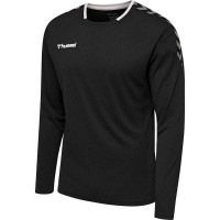 Hummel Authentic Poly Trikot langarm BLACK-WHITE Herren