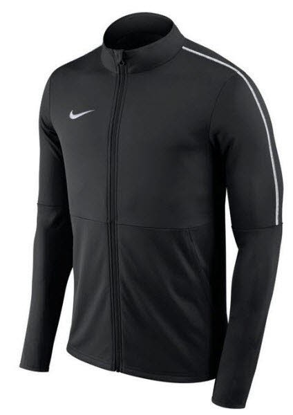 Park18 Football Jacket Men schwarz