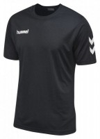 Hummel Core T-Shirt black Herren