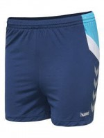 Hummel Tech Move Woman Poly Shorts Damen SARGASSO SEA Damen