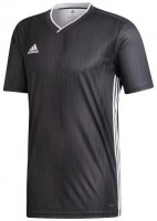adidas Tiro 19 Trikot solid grey-white Kinder