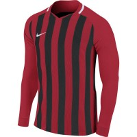 Nike Striped Division III Trikot UNIVERSITY RED/BLACK Herren