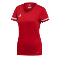 adidas Team 19 Trainingstrikot power red-white Damen