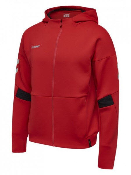 Hummel Tech Move Zip Hoody Kapuzenjacke TRUE RED Herren - Bild 1