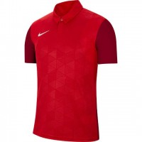 Nike Trophy IV Trikot University Red Kinder