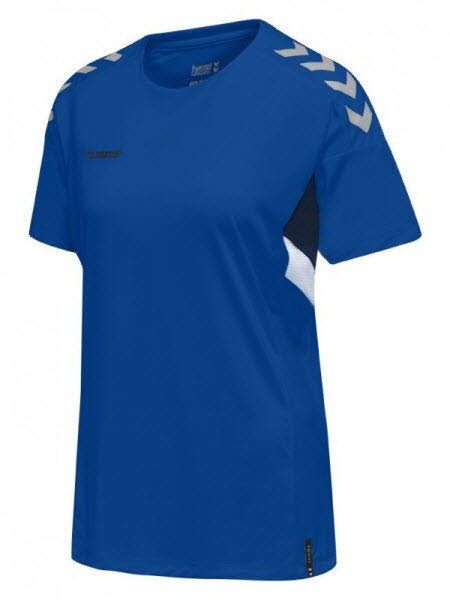 Tech Move Jersey Trikot Damen blau - Bild 1