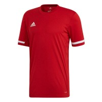 adidas Team 19 Trainingstrikot power red-white Herren