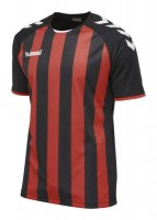 Hummel Core Striped Trikot black-red Herren