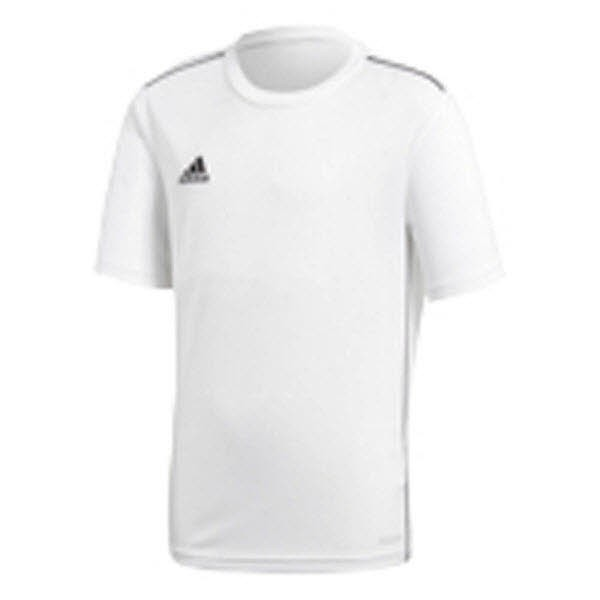 adidas Core 18 Trainingstrikot white-black Herren - Bild 1