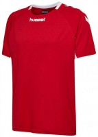 Hummel Core Team Trikot true red Herren