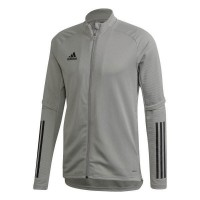 adidas Condivo 20 Trainingsjacke mid grey-black Herren