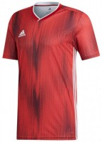 adidas Tiro 19 Trikot power red-white Kinder