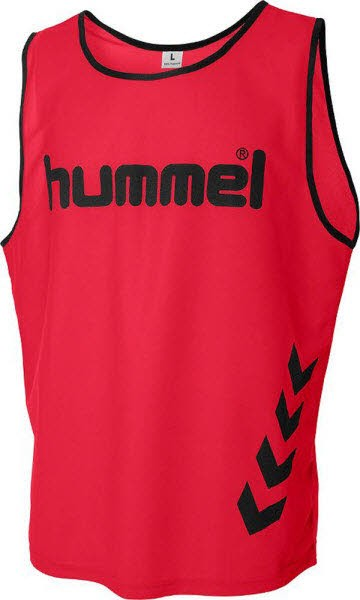 Hummel Fundamental Markierungshemd true red Kinder