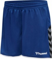 Hummel Authentic Poly Shorts true blue Damen