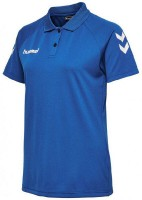Hummel Core Polo-Shirt true blue Damen