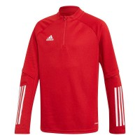 adidas Condivo 20 Trainings Top power red-white Kinder