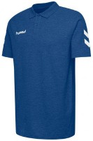 Hummel Go Cotton Polo-Shirt true blue Kinder