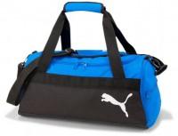 Puma Sporttasche TeamGOAL 23 S schwarz/blau Unisex