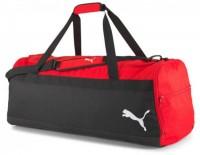 Puma Sporttasche TeamGOAL 23 L schwarz/rot Unisex