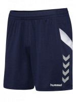 Hummel Tech Move Woman Poly Shorts Damen MARINE Damen