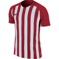 Nike Striped Division III Trikot UNIVERSITY RED/WHITE Herren
