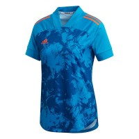 adidas Condivo 20 Trikot sharp blue-orange Damen