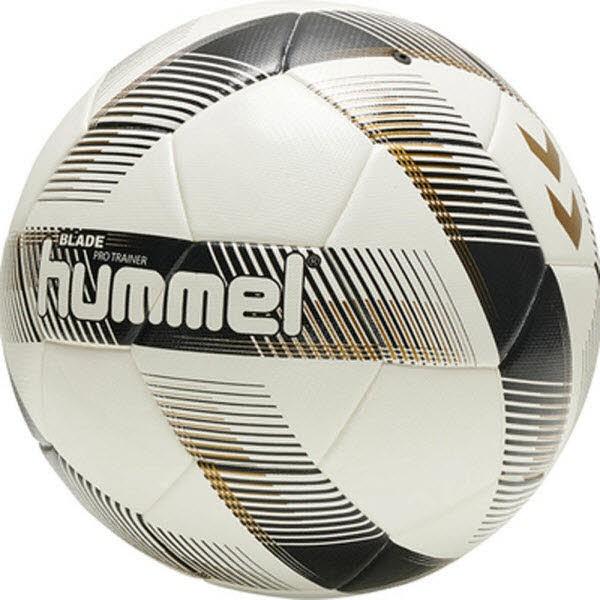Hummel Blade Pro Trainer Fußball Größe 5 white-black Unisex