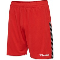 Hummel Authentic Poly Shorts true red Herren