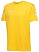 Hummel Go Cotton T-Shirt sports yellow Herren