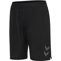 Hummel Authentic Pro Woven Shorts ANTHRACITE