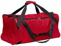 Hummel Core Sporttasche true red-black Unisex